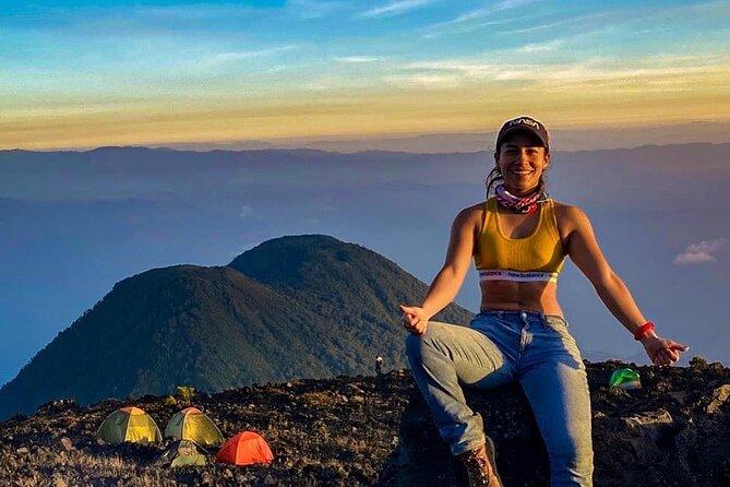 Private Climbing Tour to Atitlan Volcano or Toliman Volcano From Panajachel