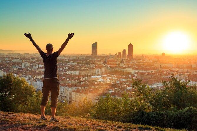 Discover Lyon through its hills
