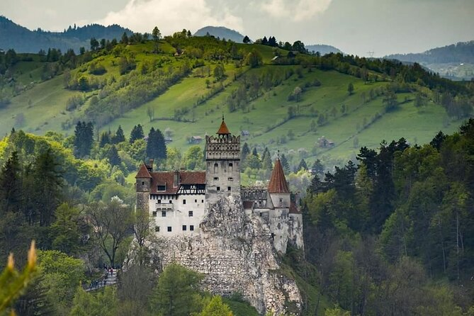 Private 4-Day Tour in Transylvania from Bucharest