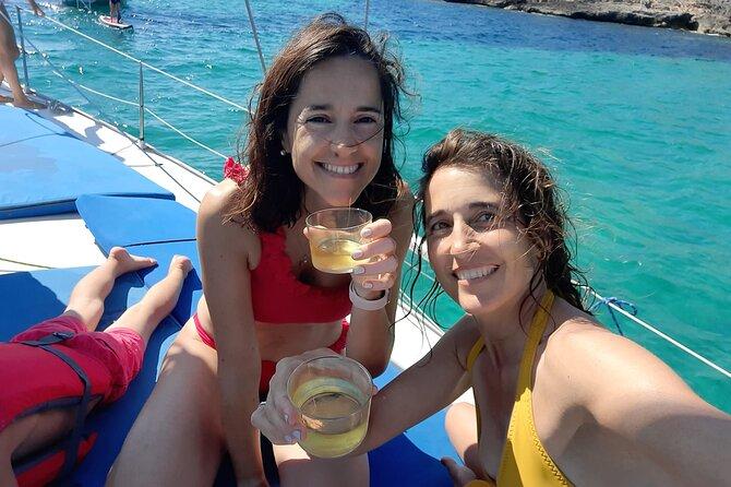 Paseo en Barco por la Playa de Palma con Bebida y Comida