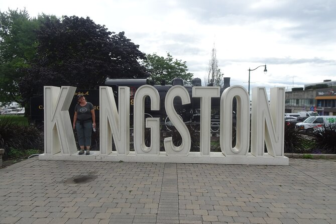 Kingston Self-Guided Walking Tour and Scavenger Hunt