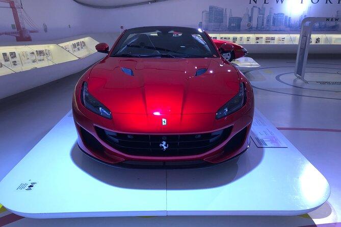 The Best Of: Lamborghini Ferrari Pagani, BalsamicVinegar, Wine, lunch, transport