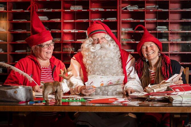 2-Day in Rovaniemi: Santa Claus Village and Handmade Workshop
