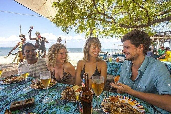 Safari Blue Zanzibar - Full day