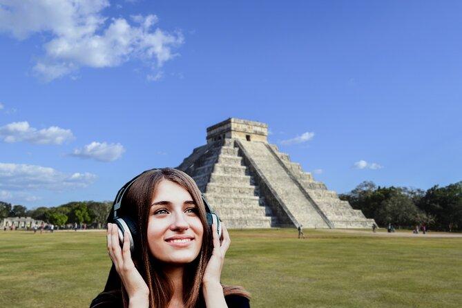 Chichen Itza Self-Guided Tour Guide Cancun, Mexico