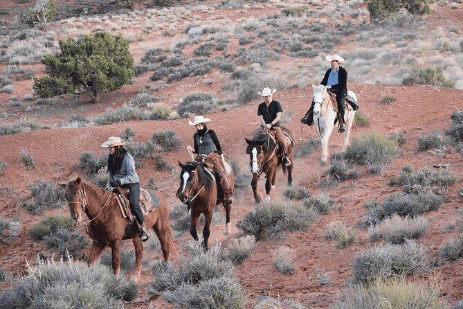 One Hour Horseback
