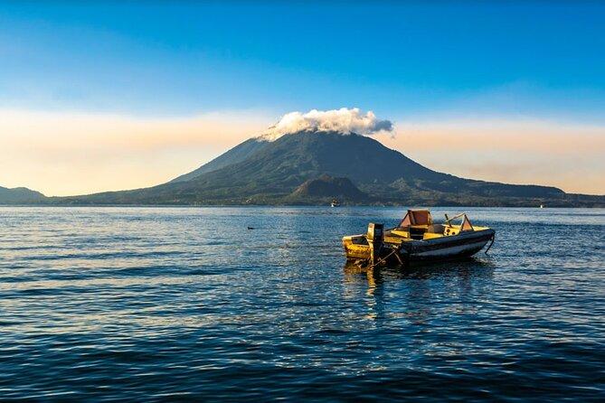 Private Guided Artisanal Fishing Tour on Lake Atitlan