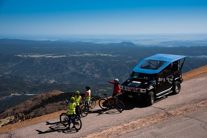 Pikes Peak Bicycle Expedition