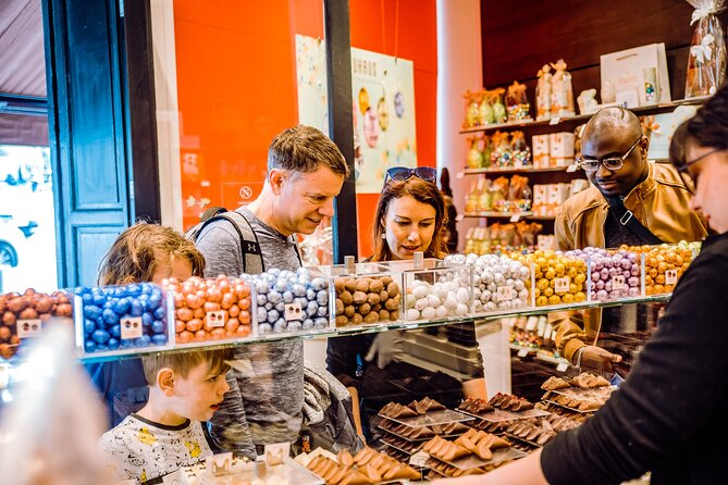 Brussels Chocolate Tour with a Local Expert: 100% Personalized & Private ★★★★★