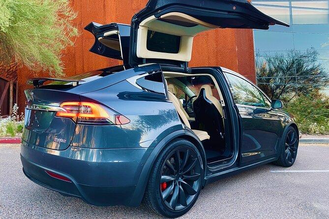 Desert Eco-tour in a Tesla