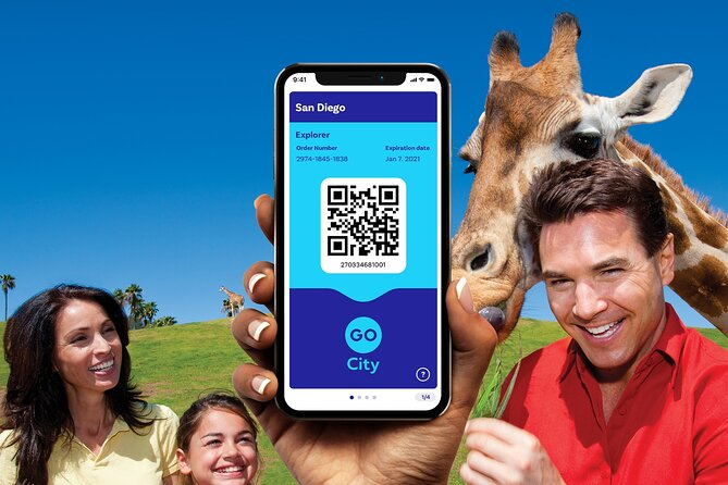 Go City: San Diego Explorer Pass - Choose 2, 3, 4, 5 or 7 Attractions