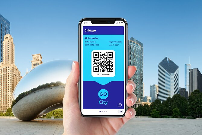 Go City: Chicago All-Inclusive Pass with 25+ Attractions