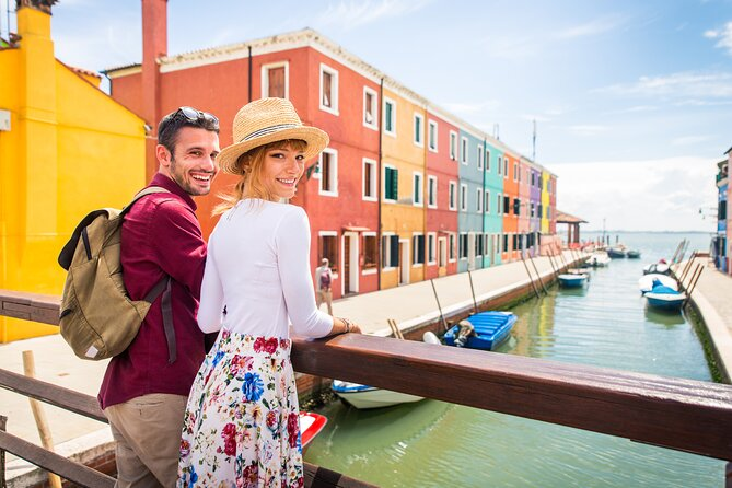 Private Day Trip to Murano, Burano & Torcello islands from Venice with a local