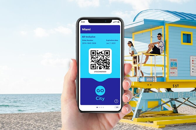 Go City: Miami All-Inclusive Pass with 25+ Attractions and Tours