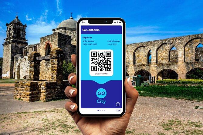 Go City: San Antonio Explorer Pass - Choose 2, 3, 4 or 5 Attractions