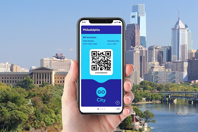 Go City: Philadelphia All-Inclusive Pass with 40+ Attractions