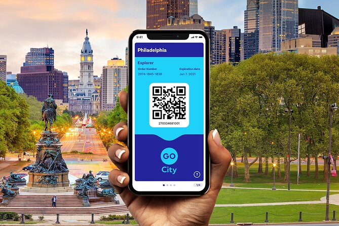 Go City: Philadelphia Explorer Pass - Choose 3, 4, 5 or 7 Attractions
