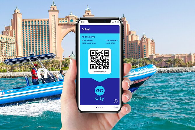 Go City: Dubai All-Inclusive Pass with 35+ Attractions and Tours