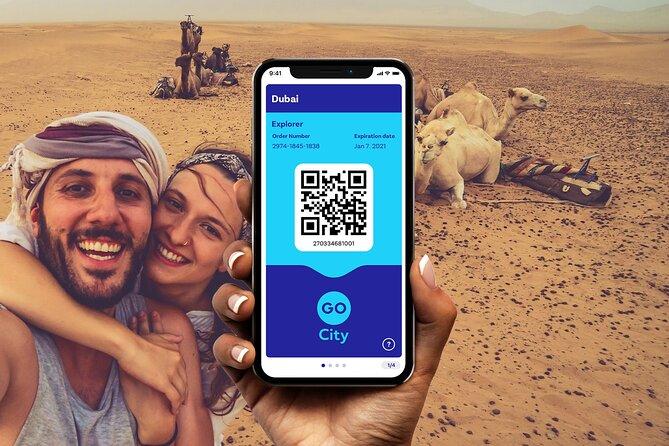 Go City: Dubai Explorer Pass - Choose 3, 4, 5 or 7 Attractions