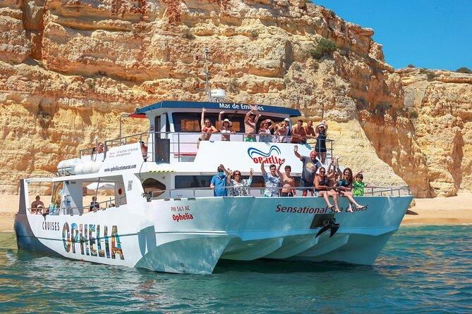 Ophelia Catamaran Cruises + Beach BBQ