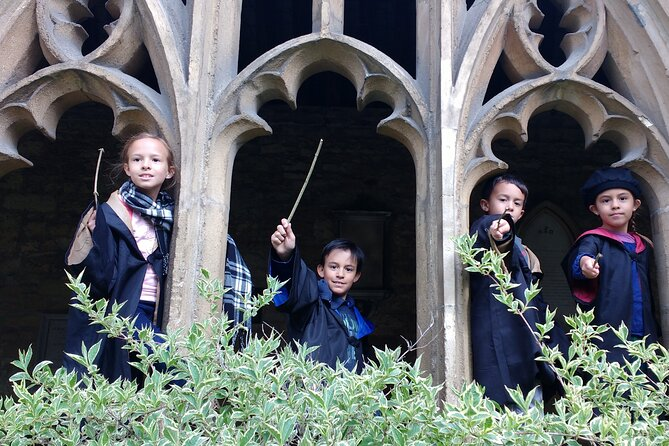New College Oxford Harry Potter Insights - PRIVATE 2 hour tour at 1pm or 3pm