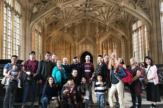 New College Oxford Harry Potter Insights - PUBLIC 2 hour tour at 1pm