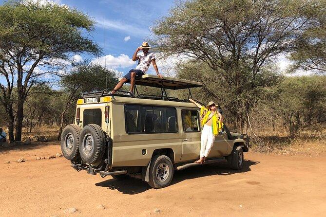 3 Days Tarangire, Manyara & Ngorongoro Joining Group Safari Tour Tanzania