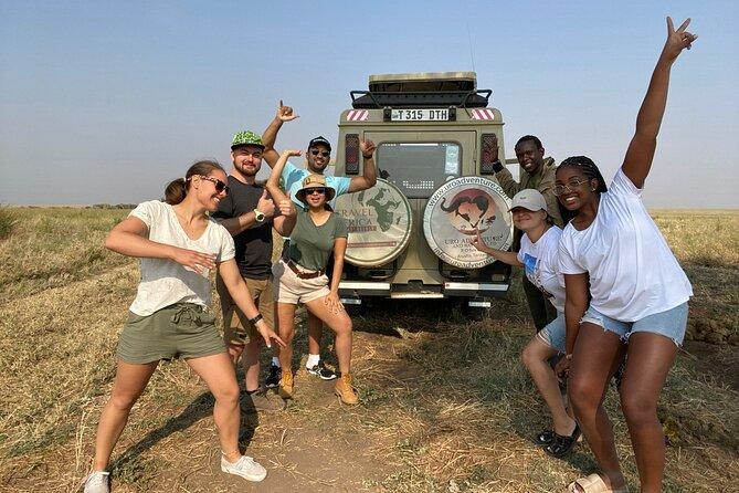 5 Days Tarangire, Serengeti, Ngorongoro & Manyara Joining Safari Tour Tanzania
