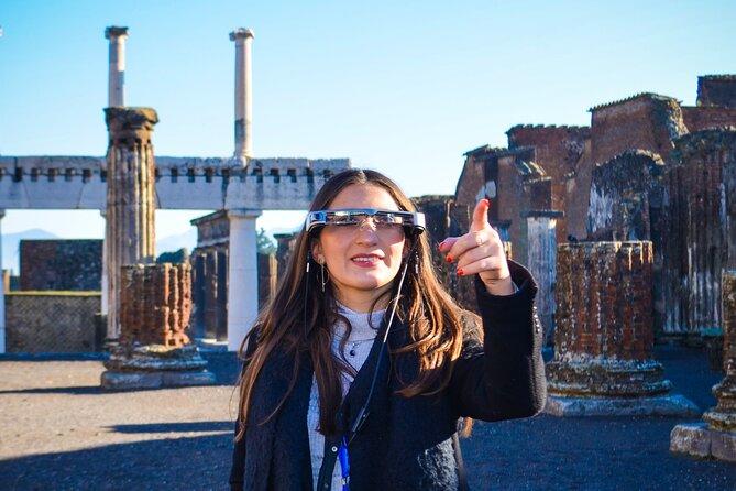 Pompeii Augmented Reality Tour