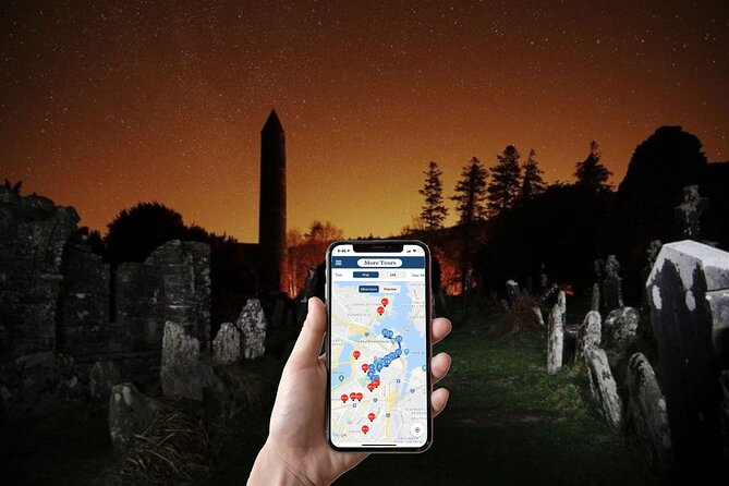 Self-Guided Spooky Ghost Tour of Boston