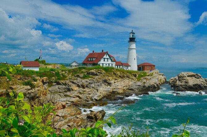 The Best of Maine Private Boutique Full Day Tour