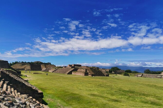 Monte Alban - Full Day Guided Tour with or without Food - Oaxaca