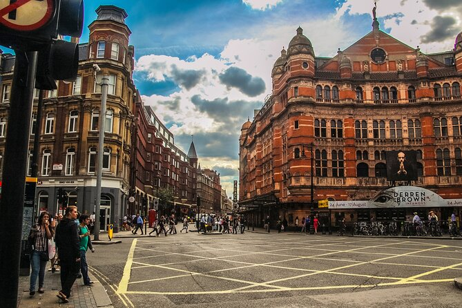 London Private Tour: Harry Potter Exploration Game