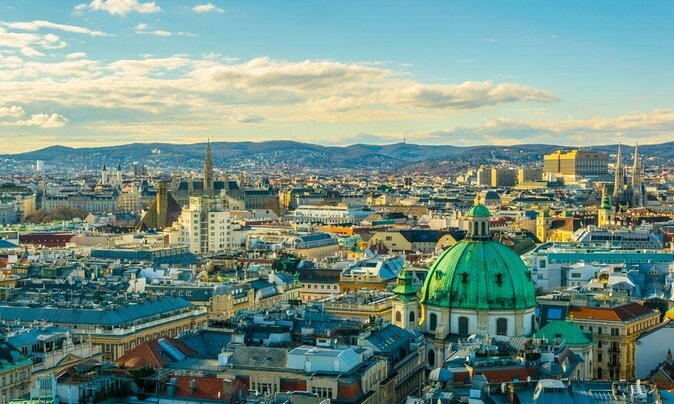 Where to Find the Best Views in Vienna