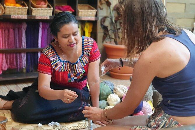 Visit Three Mayan Villages - Lake Atitlan