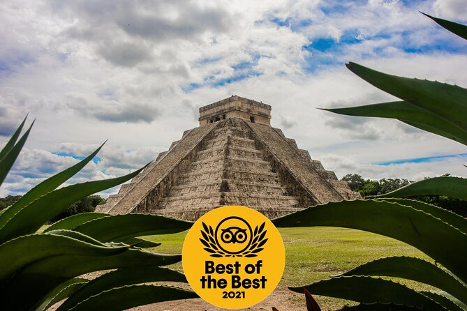 Chichen Itzá, cenote and Valladolid Small groups day Trip