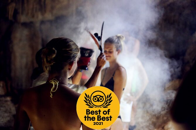 Silent Meditation in the Heart of the Cenote - Private groups