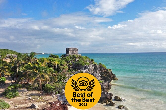 Tulum and Cenote guided private tour from Tulum and Riviera Maya.