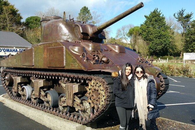 2 Days Normandy D-Day Landing Beaches Private Day Trip from Paris
