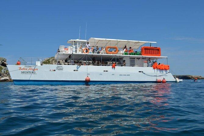 Marietas Islands Snorkel Cruise from Puerto Vallarta All Inclusive