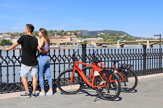 E-Bike City Sightseeing Tour