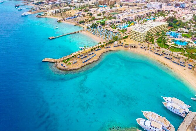 Hurghada and Nile Cruise (Luxor & Aswan)
