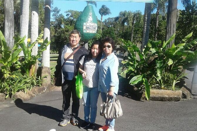 Tropical Fruit World with Wildlife Boat Cruise from Gold Coast