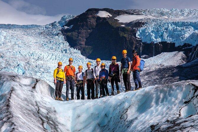 Extra Small-Group Glacier Walk in Skaftafell National Park