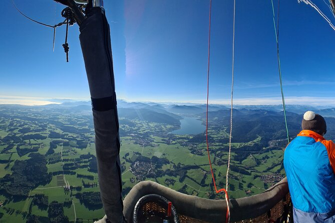 With a local: Private Tour of Lake Tegernsee with optional Hot Air Balloon Ride