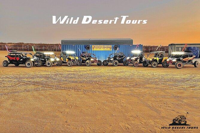Off-Road UTV 28-Mile Tour