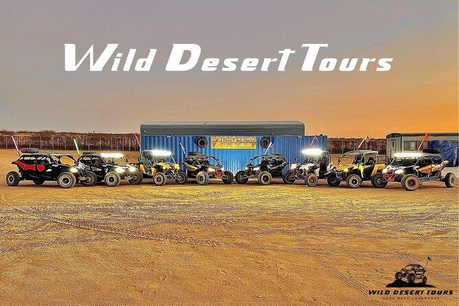 Off-Roading UTV / ATV Rentals - 19-Mile Jackrabbit Tour for 10 Riders