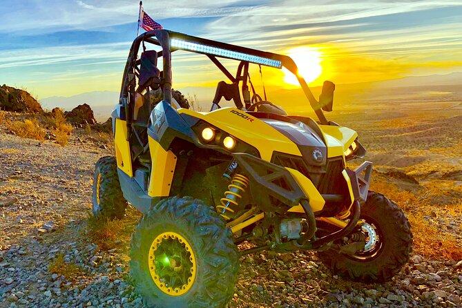 Off-Roading UTV / ATV Rentals - 28-Mile Jackrabbit Tour