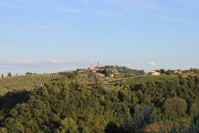 San Gimignano Trekking with Wine Tasting