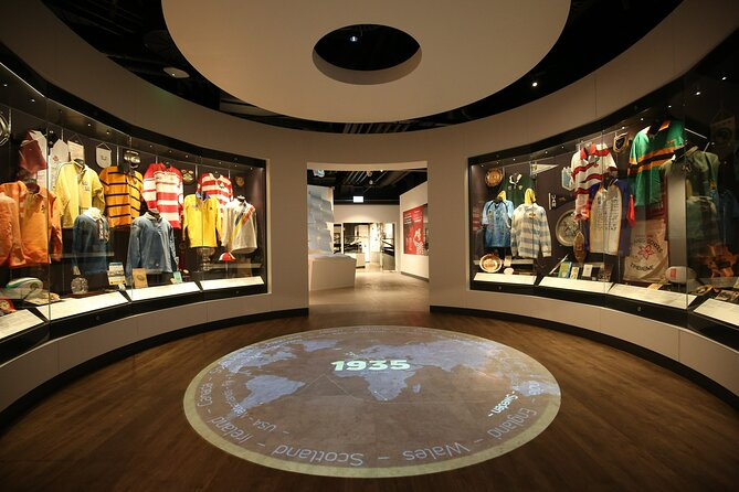 Twickenham Stadium Tour & World Rugby Museum